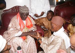 Dopé par l'accueil de Touba : le président Wade décidé à faire du Magal un jour chômé et payé