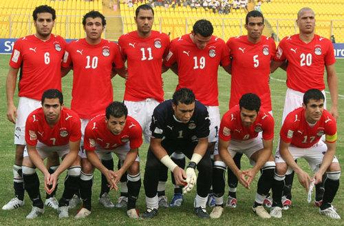 CAN 2010: L'Égypte élimine le Cameroun