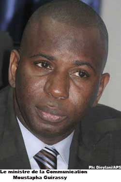 SOUTIEN A ME WADE : Moustapha Guirassy encourage les étudiants