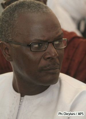 Ousmane Tanor Dieng à Touba : 'Wade prend très au sérieux le Ps'