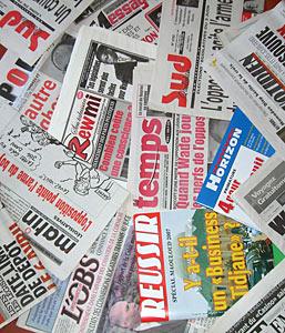 Trois cent millions de francs Cfa et des terrains situées aux Mamelles  : les patrons de presse tombent dans le piège de Wade, qui tient à les diviser