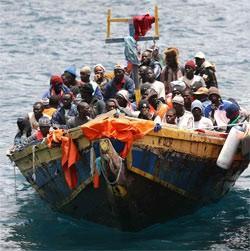 LES LICENCES DE PECHE JUGEES TROP CHER: Les pêcheurs menacent de reprendre le chemin de l'Espagne