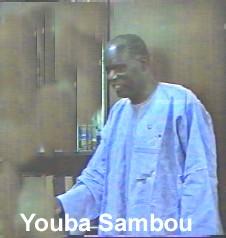 YOUBA SAMBOU SUR L'ARRÊT DES POURSUITES CONTRE LUI: «Je fais parti des victimes du Joola»