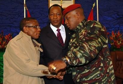 GUINEE: Comment l'accord de Ouaga a été conclu