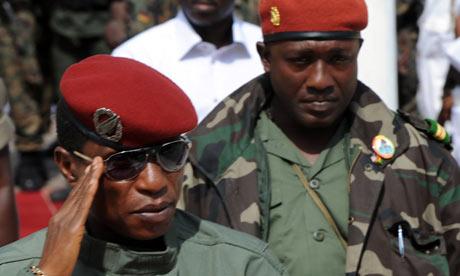 GUINEE : Toumba Diakité déclare sur RFI avoir agi «sur ordre»