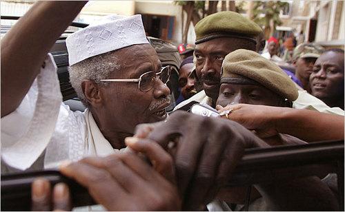 Jugement de l'ancien président tchadien : Le sol se dérobe sous Hisssène Habré