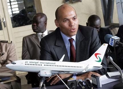Sénégal Airlines : Karim Wade loue des avions et des pilotes