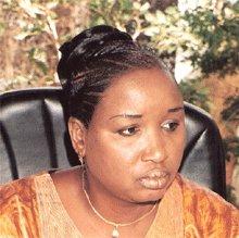 Hélène Tine porte-parole des femmes de Bennoo : « C'est Viviane Wade qui dirige le pays »
