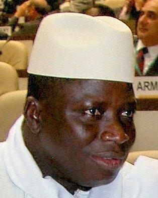 GAMBIE : Le président Jammeh renvoie quatre ministres