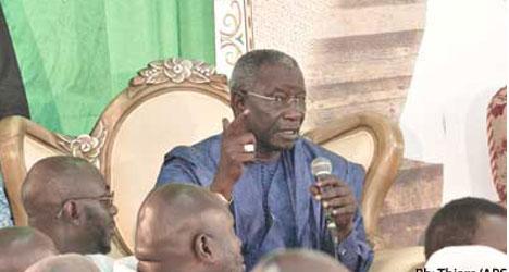 Wade ne veut plus de son ministre de l'Intérieur : Bécaye Diop n'ira pas à Tivaouane