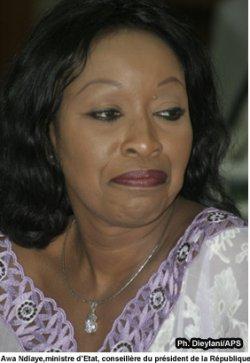 Mise en cause par les audits de l'Armp : Awa Ndiaye dénonce l'acharnement de Youssouph Sakho