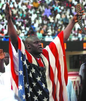 MOHAMED NDAO «TYSON» SUR SA PRÉPARATION AUX USA : «C'était très difficile à cause du froid qui sévit aux Etats-Unis et j'en ai souffert»