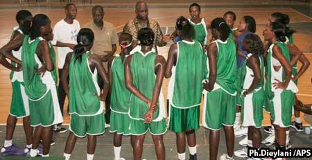 Basket - Equipe nationale féminine : Les 'Lionnes' se préparent à la Coupe du monde contre la Tunisie
