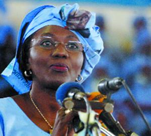 Palais de la République : Viviane Wade actionne ses « faucons » pour le départ de Mme Aminata Tall