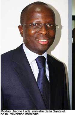 MODOU DIAGNE FADA : « Il n'y a aucun nuage entre Tivaouane et le président Me Abdoulaye Wade »
