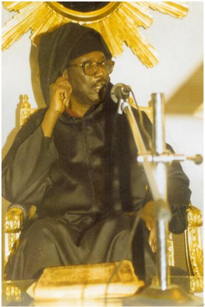 Sortie de Serigne Cheikh au Gamou de Tivaouane : Sidy Lamine sommé par Wade de ne pas retransmettre en direct