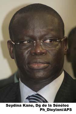 CHANTAGE OU PROMESSE ÉLECTORALE : Le Dg de la Senelec lie la fin des délestages à la réélection du président Wade en 2012