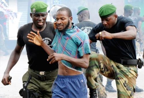 """GUINEE - 28 septembre : deux """"responsables"""" du massacre restent ministres"""