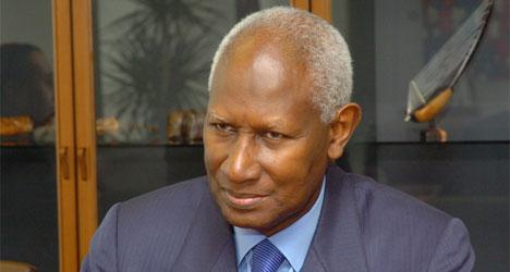 APPLICATION DES ACCORDS DE GUINEE : Abdou Diouf satisfait du déroulement actuel des opérations
