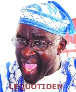 Moustapha Cissé Lô (Responsable de l'Apr) : « Je quitte Macky Sall si…