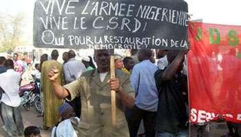 """NIGER : La junte veut """"assainir la situation politique"""" avant d'organiser des élections"""