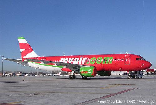 ... Airlines a dirigé une compagnie qui a fait faillite en Italie
