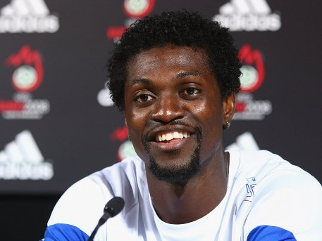 Adebayor demande l'expulsion de ses parents de son immeuble