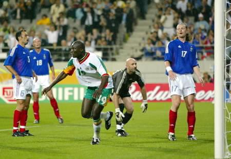 [ VIDEOS - INTEGRALITE  ] 31 Mai 2002 - 31 Mai 2012 : Sénégal 1 - France 0