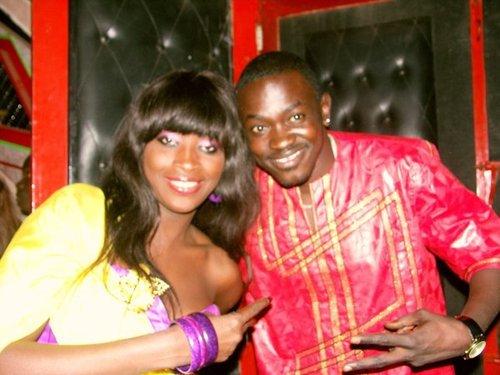 Photo : Ndèye Guèye et Pape Moussa, une complicité entre danseurs