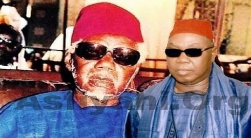 [ ARCHIVES VIDEOS ] Visite de Feu Serigne Mbacke Sokhna Lo Chez Feu El hadj Abdoul Aziz Sy Dabakh