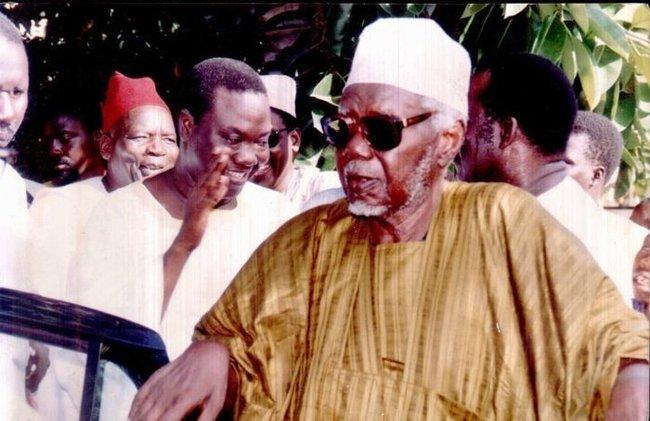 IL ÉTAIT UNE FOIS DABAKH : Abdoul Aziz Sy, l'élu de l'Éternel