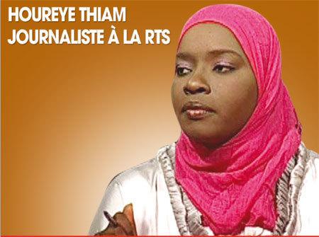 Houreye Thiam, journaliste à la RTS «Lambassade de France refuse le visa
