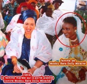 Résignée, l'épouse de Serigne Modou Bara Doli se confie : « Je considérais Zakia comme une confidente et une sœur »
