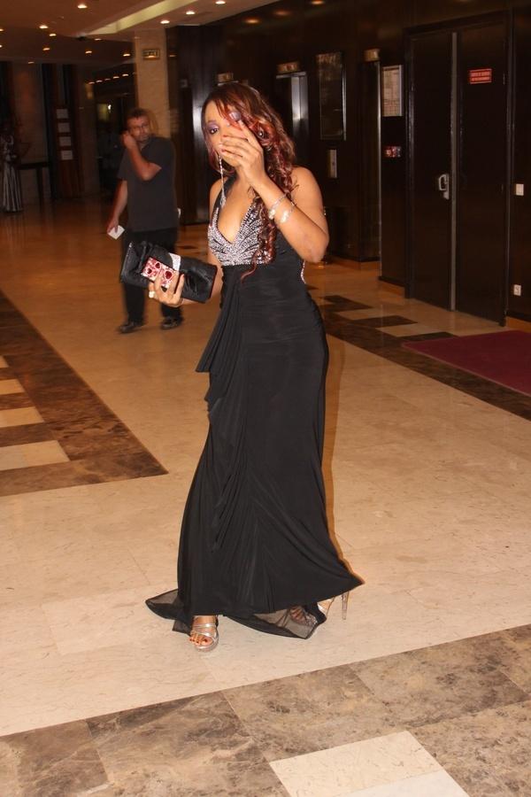 Photo La très belle robe de soirée de Viviane
