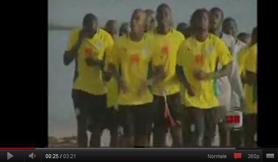 [ VIDEO ] Séance D'entrainement à Saly: Inteview Avec Les Joueurs
