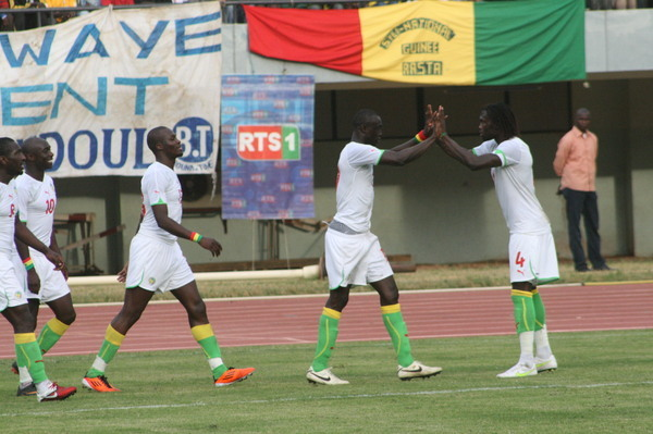 [ VIDEO ] LE SENGAL BAT LE KENYA : 1 - 0, But de Papis Demba Cisse