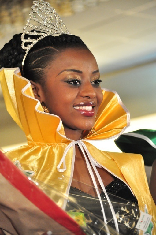 Finale Miss Sénégal 2012 : Penda Ly porte la couronne