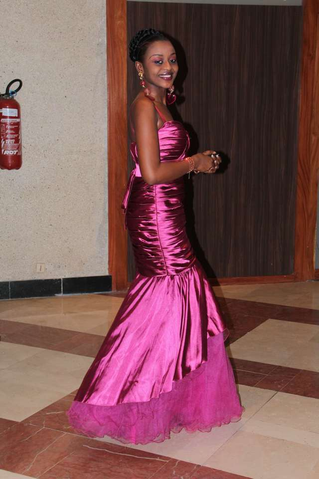 [ PHOTOS ] Zoom sur Penda Ly, Miss Senegal 2012