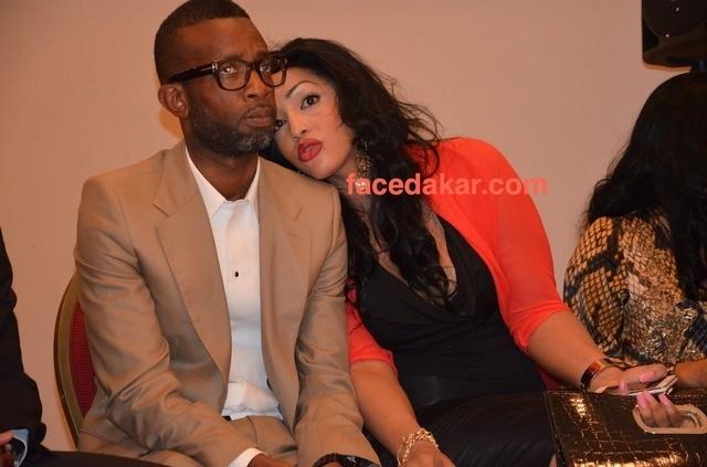 [ PHOTOS ] Bouba Ndour en compagnie de sa nouvelle femme !