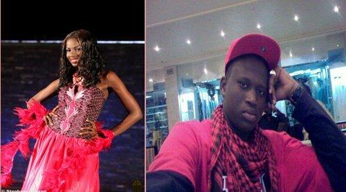 Sophia Thiam la petite soeur de Lissa s'est mariée avec le fils de Serigne Modou Kara