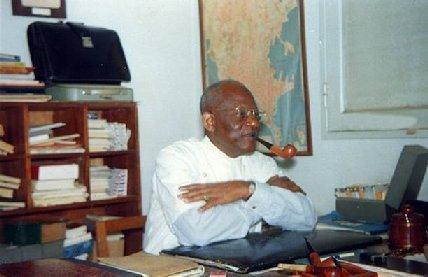 Birago Diop, le souffle des mots et des ancêtres