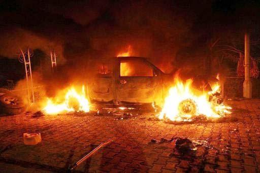 Colère contre un film anti-islam : Quatre Américains, dont l'ambassadeur, tués dans une attaque en Libye