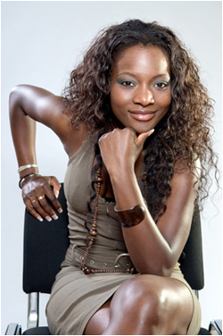 "Warra Charlotte Gomis, journaliste à Canal+: ""Mon histoire avec Beyonce, Mamadou Niang, Diawara..."""