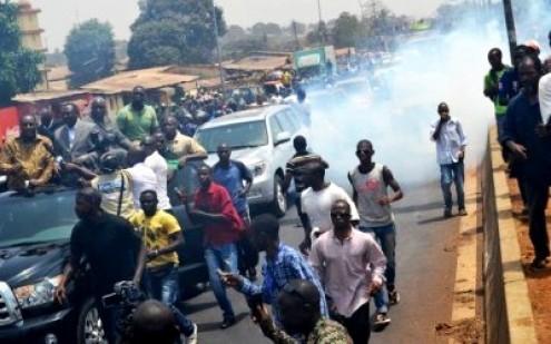 Affrontements interethniques en Guinée : Un mort et 46 blessés dans la banlieue de Conakry