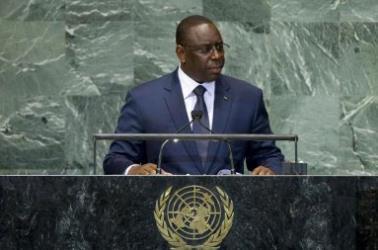 ASSEMBLEE GENERALE DE L'ONU : Macky Sall appelle à intervenir contre les groupes armés dans le nord du Mali