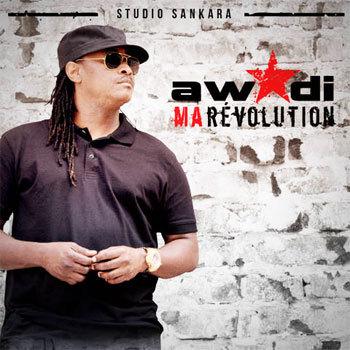 Didier Awadi lance son nouvel album, ''Ma Revolution''