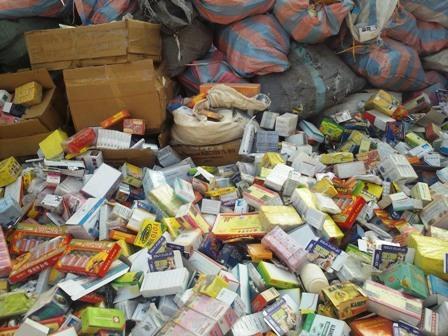 Le marché du faux médicament au Sénégal est estimé à plus de 12 milliards par an