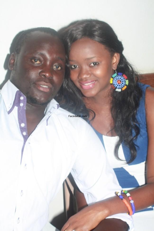 MATAR SECK ET FAMA THIOUNE : Le couple qui vaut de l'or
