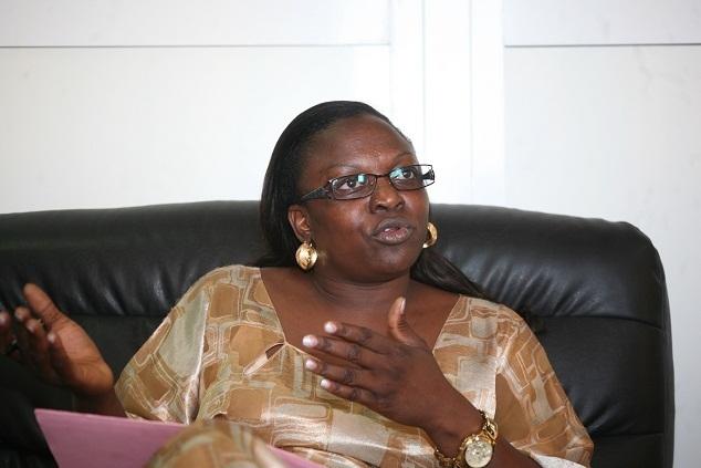 SEYNABOU NDIEGUENE, MEMBRE DU DIRECTOIRE NATIONAL DE L'APR : «Serigne Modou Bousso Dieng doit se calmer, le chantage ne passera pas»