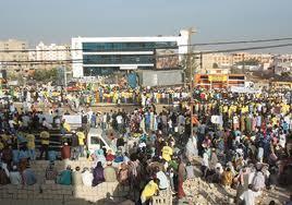 Manifestation à la Place de l'Obélisque le 4 décembre : Le Pds sur les traces du M23
